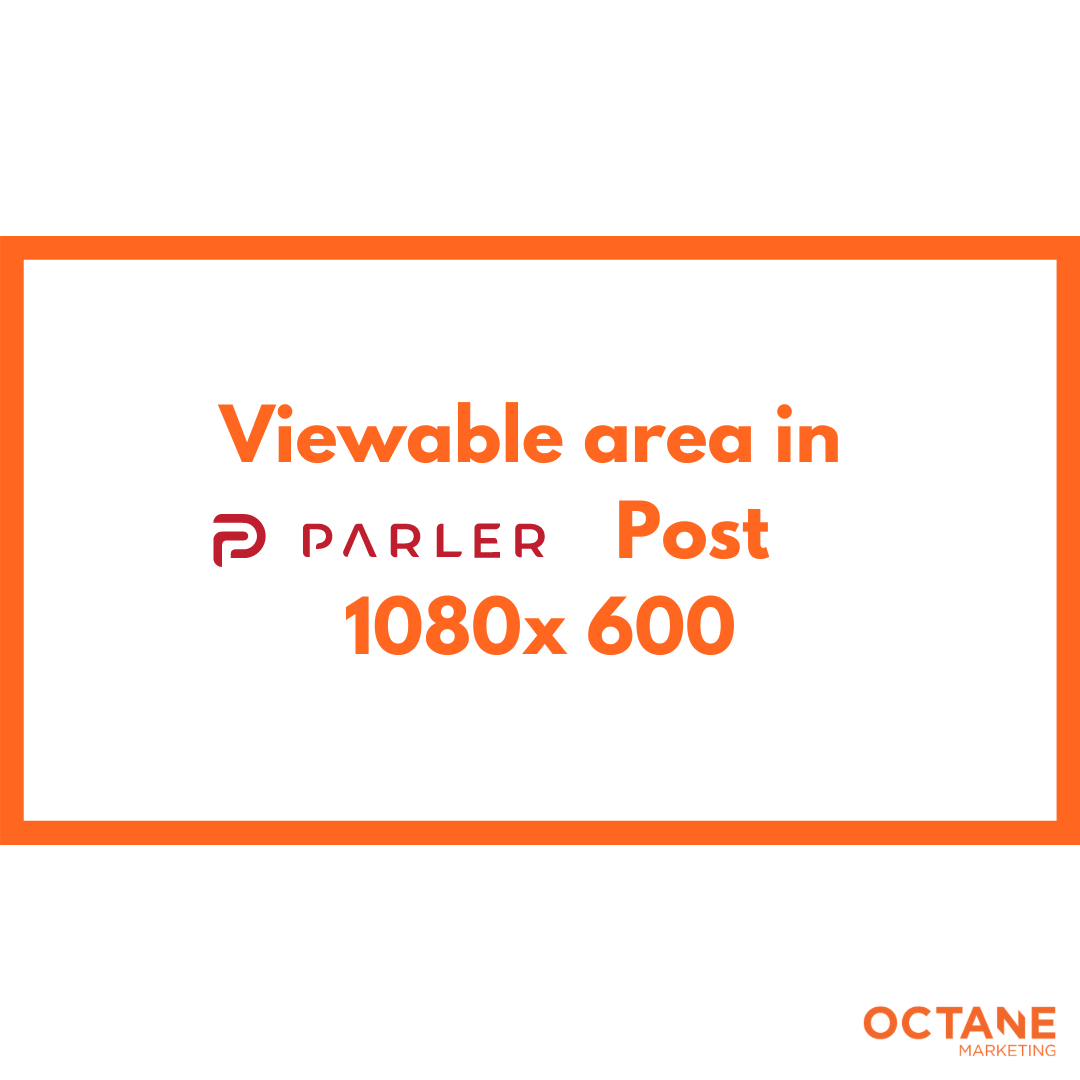 What Are The Image Sizes For Parler The Octane Agency The Octane Agency
