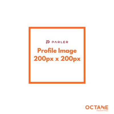Parler Post Image Size
